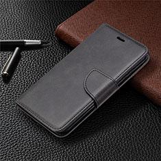 Custodia Portafoglio In Pelle Cover con Supporto L04 per Nokia 1.3 Nero