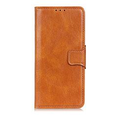 Custodia Portafoglio In Pelle Cover con Supporto L05 per Huawei Honor 9X Lite Arancione