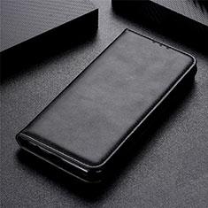 Custodia Portafoglio In Pelle Cover con Supporto L05 per LG Stylo 6 Nero