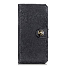 Custodia Portafoglio In Pelle Cover con Supporto L05 per Xiaomi Poco X3 NFC Nero
