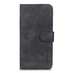 Custodia Portafoglio In Pelle Cover con Supporto L06 per Xiaomi Poco X3 NFC Nero
