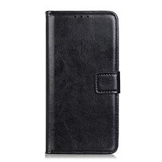Custodia Portafoglio In Pelle Cover con Supporto L07 per Realme X7 Pro 5G Nero