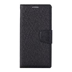 Custodia Portafoglio In Pelle Cover con Supporto L09 per Huawei P20 Pro Nero