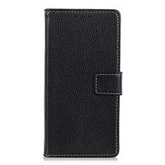 Custodia Portafoglio In Pelle Cover con Supporto L11 per Samsung Galaxy S20 FE 5G Nero