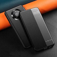 Custodia Portafoglio In Pelle Cover con Supporto L12 per Huawei Mate 40 Nero