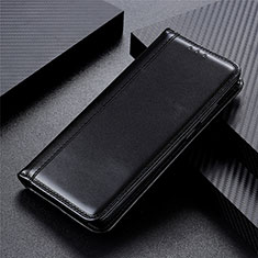 Custodia Portafoglio In Pelle Cover con Supporto per Apple iPhone 12 Max Nero