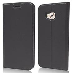 Custodia Portafoglio In Pelle Cover con Supporto per Asus Zenfone 4 Selfie ZD553KL Nero