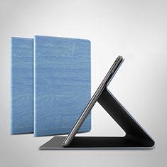 Custodia Portafoglio In Pelle Cover con Supporto per Huawei Honor Pad 5 10.1 AGS2-W09HN AGS2-AL00HN Cielo Blu
