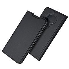 Custodia Portafoglio In Pelle Cover con Supporto per Nokia 6.2 Nero
