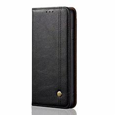 Custodia Portafoglio In Pelle Cover con Supporto per Samsung Galaxy M21s Nero
