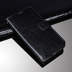 Custodia Portafoglio In Pelle Cover con Supporto per Sony Xperia XA3 Ultra Nero