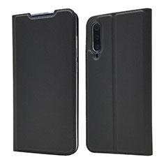 Custodia Portafoglio In Pelle Cover con Supporto per Xiaomi Mi 9 Lite Nero