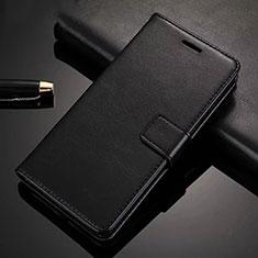 Custodia Portafoglio In Pelle Cover con Supporto per Xiaomi Redmi Note 8 Pro Nero