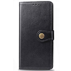 Custodia Portafoglio In Pelle Cover con Supporto T01 per Samsung Galaxy S20 5G Nero