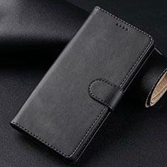 Custodia Portafoglio In Pelle Cover con Supporto T02 per Samsung Galaxy S20 Plus 5G Nero