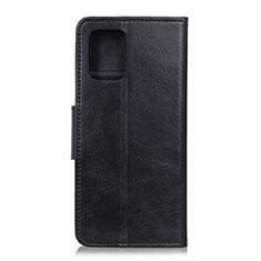 Custodia Portafoglio In Pelle Cover con Supporto T04 per Samsung Galaxy S20 Plus 5G Nero