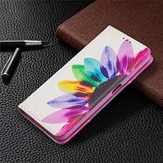 Custodia Portafoglio In Pelle Cover con Supporto T05 per Xiaomi Mi 10T Lite 5G Colorato