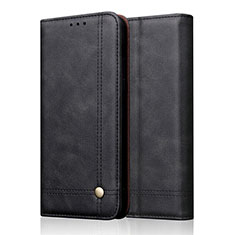 Custodia Portafoglio In Pelle Cover con Supporto T19 per Apple iPhone 11 Pro Max Nero
