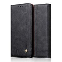 Custodia Portafoglio In Pelle Cover con Supporto T19 per Apple iPhone 11 Pro Nero