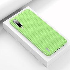 Custodia Silicone Cover Morbida Line C03 per Xiaomi Mi A3 Verde
