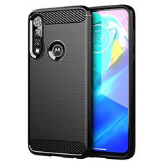 Custodia Silicone Cover Morbida Line per Motorola Moto G Power Nero