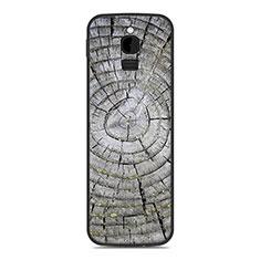 Custodia Silicone Cover Morbida Line per Nokia 8110 (2018) Argento
