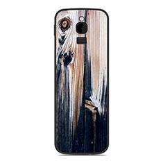 Custodia Silicone Cover Morbida Line per Nokia 8110 (2018) Grigio Scuro