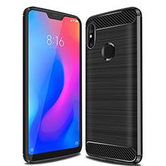 Custodia Silicone Cover Morbida Line per Xiaomi Mi A2 Lite Nero