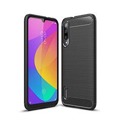 Custodia Silicone Cover Morbida Line per Xiaomi Mi A3 Nero