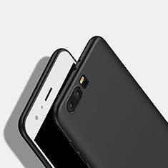 Custodia Silicone Morbida Lucido per Huawei Honor 9 Premium Nero