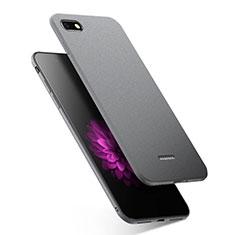 Custodia Silicone Morbida Lucido per Xiaomi Redmi 6A Grigio