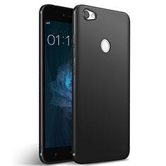 Custodia Silicone Morbida Lucido per Xiaomi Redmi Y1 Nero