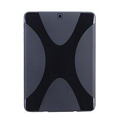 Custodia Silicone Morbida X-Line per Samsung Galaxy Tab S2 8.0 SM-T710 SM-T715 Nero