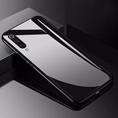 Custodia Silicone Specchio Laterale Cover per Xiaomi Mi 9 Pro 5G Nero