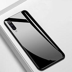 Custodia Silicone Specchio Laterale Cover per Xiaomi Mi A3 Nero