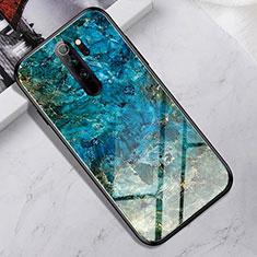Custodia Silicone Specchio Laterale Cover per Xiaomi Redmi Note 8 Pro Multicolore