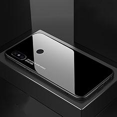 Custodia Silicone Specchio Laterale Sfumato Arcobaleno Cover M01 per Xiaomi Mi 6X Nero