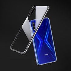 Custodia Silicone Trasparente Ultra Slim Morbida per Huawei Honor 9X Chiaro