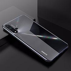Custodia Silicone Trasparente Ultra Slim Morbida per Huawei Nova 5 Chiaro