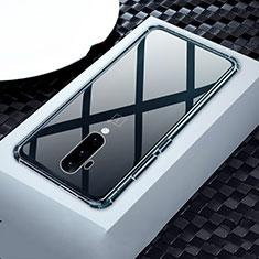 Custodia Silicone Trasparente Ultra Slim Morbida per OnePlus 7T Pro 5G Chiaro
