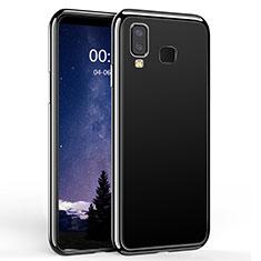 Custodia Silicone Trasparente Ultra Slim Morbida per Samsung Galaxy A9 Star SM-G8850 Chiaro