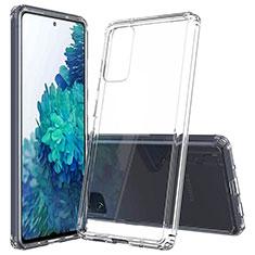 Custodia Silicone Trasparente Ultra Slim Morbida per Samsung Galaxy S20 FE 5G Chiaro