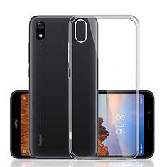 Custodia Silicone Trasparente Ultra Slim Morbida per Xiaomi Redmi 7A Chiaro