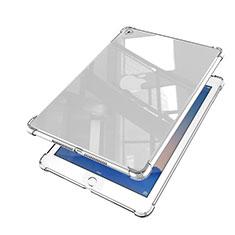 Custodia Silicone Trasparente Ultra Sottile Cover Morbida H01 per Apple iPad Air 2 Chiaro