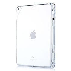 Custodia Silicone Trasparente Ultra Sottile Cover Morbida H01 per Apple New iPad 9.7 (2017) Chiaro
