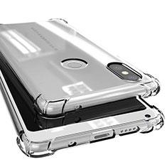 Custodia Silicone Trasparente Ultra Sottile Cover Morbida H02 per Xiaomi Mi Mix 2S Chiaro