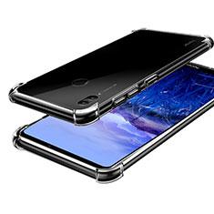 Custodia Silicone Trasparente Ultra Sottile Cover Morbida H03 per Huawei Honor Note 10 Chiaro