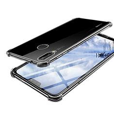 Custodia Silicone Trasparente Ultra Sottile Cover Morbida H03 per Huawei Nova 3 Chiaro