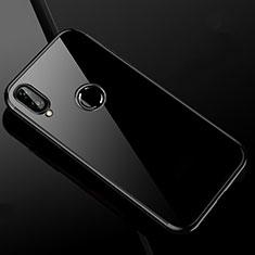Custodia Silicone Trasparente Ultra Sottile Cover Morbida H04 per Xiaomi Redmi Note 7 Nero