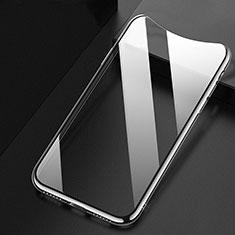Custodia Silicone Trasparente Ultra Sottile Cover Morbida S01 per Oppo Find X Super Flash Edition Chiaro